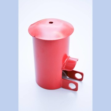 Miscellaneous Items Cylinder Valve lock-out Cap Red