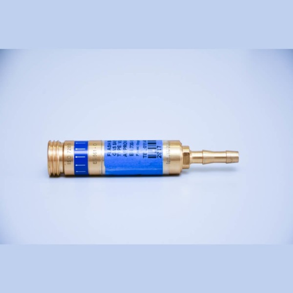 Flashback Arrestor Torch Mounted With Quick Coupling FBA VU/DKST (Torch Mounted with Quick Coupling) – O 6mm