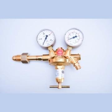 Regulators Hercules  Multi – Effect Regulator Long Bullnose Argon /Flowmeter 3/8″