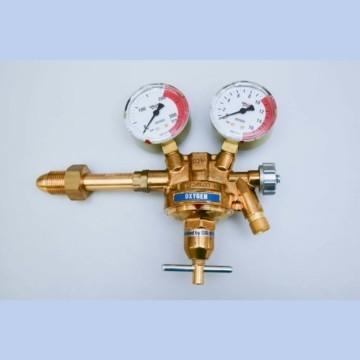 Regulators Hercules  Multi – Effect Regulator Long Bullnose Oxygen 3/8″
